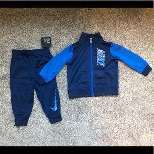 NEW Nike sweatsuit 12months